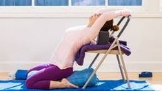 Image result for yoga with props