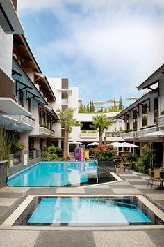 Hotel Di Bandung Dengan Fasilitas Kolam Renang