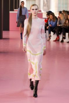 Défilé Christian Dior Pret a porter Automne Hiver 2015 2016 Paris