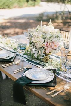Photography: Fern Shin Photography - fernshin.com   Read More on SMP: http://www.stylemepretty.com/california-weddings/2015/09/02/whimsical-olive-grove-wedding-styled-shoot/