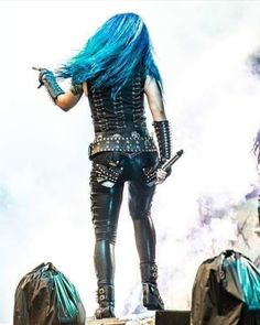 Alissa White, Arch Enemy, Metal Girl, Rock Bands, Beautiful Women, Punk, Lady, Pictures, Style