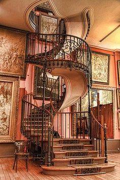fantastical staircase