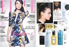 ELLE featuring RICH Pure Luxury Sure Hold Hairspray,