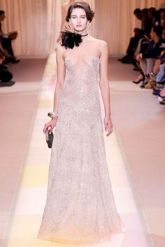 Armani Privé Fall 2013 Couture - Colección - Galería - Style.com