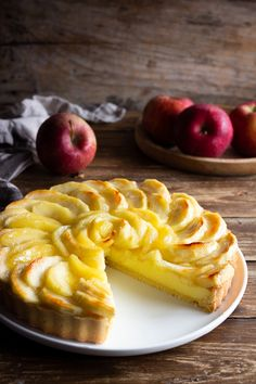 Sweets Recipes, Cooking Recipes, Quiches, Mama Cooking, Food Illustrations, No Cook Meals, Amazing Cakes, Cheesecake, Italian Recipes
