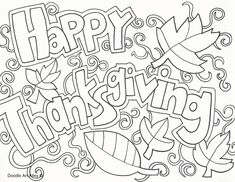 thanksgiving coloring pages # 64