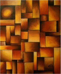 Cuadros Modernos Abstractos: Acrílicos Varios