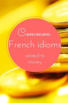 Simple French Idioms for use in exam essays?