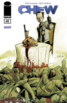 Chew #1-8 + Extras Free Download. Get FREE DC and Marvel Comic Download Only on GetComics