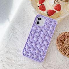 Kawaii Phone Case, Girl Phone Cases, Cute Phone Cases, Toy Iphone, Iphone 11, Iphone Cases, Heart Bubbles, Baby Night Light, Soft Heart