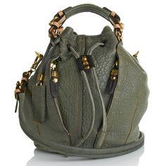 "oryany handbags | OR by orYANY OR by orYANY ""Gwen"" Leather Drawstring Bag"