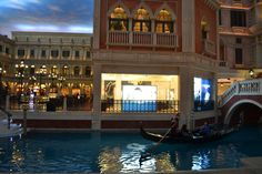 Revisiting Venice in Macau of all places....