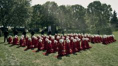 Visit Trump's America: The Handmaid's Tale': A Newly Resonant Dystopia Comes to TV - The New York Times