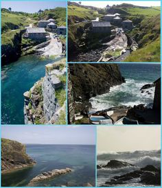 More images of Church Cove Cornwall.