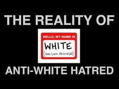 Lyon: The Reality of Anti-White H*tred Lyon, South Africa, Perspective, Politics, Wisdom, Teaching, News, Youtube, Perspective Photography