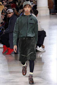 Sfilata Moda Uomo Julien David Parigi - Autunno Inverno 2017-18 - Vogue