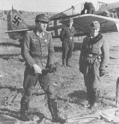 Famosos Pilotos del JG54   Todo sobre la Segunda Guerra Mundial
