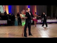 Yulia & Riccardo Rumba awesome!!