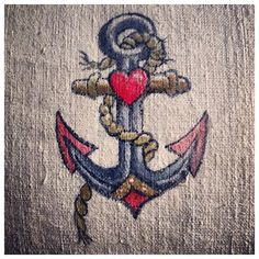 Anchor Tattoo Inspiration ...