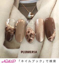 Japan Nail, New Nail Trends, Japanese Nail Art, Dream Nails, Simple Nail Designs, Nails Inspiration, Manicure, Up Dos, Gold Gel Nails