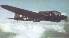 Heinkel He 111-H6-торпедоносец