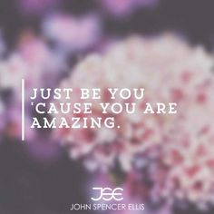 Just be you cause you are amazing. The joys of retirement can be enjoyed here and now. You can pursue your passions, live your dreams and enjoy life while you are still working. #organization #yougotthis #liveyourlife #determination #business #life #success #live #mind #mindfulness #secret #mindset #quote #quotes