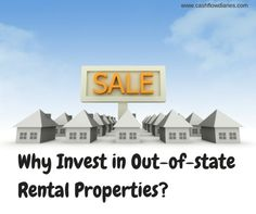 Ever thought about investing in out of state rental property?  Find out if its a good idea or not?