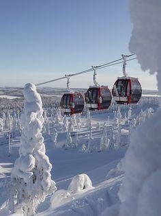 Skiersplanet - online guide for your next ski holiday Best Ski Resorts, Best Skis, Ski Holidays, Ski Lift, Finland, Skiing, Gifts, Ski, Ski Trips