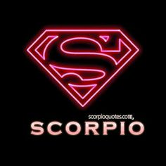 #Scorpio This would make a cool tattoo ...