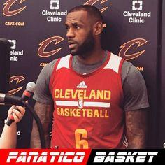 #FanaticoBasket #Pasion #Por #El #Baloncesto #NBA #ThisisWhyWePlay #Basket #Basketball  #2016 #LebronJames #23 #cavs