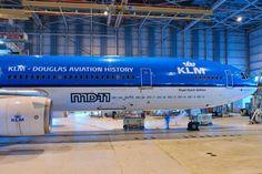 Fotoweek: KLM MD-11