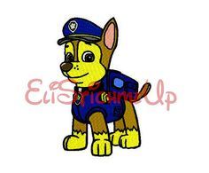 Hey, I found this really awesome Etsy listing at https://www.etsy.com/listing/218477743/paw-patrol-chase-dog-embroidery-design-2