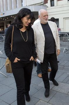 Polly Gilmour | polly gilmour | ... the wall: Pink Floyd's Dave Gilmour and wife Polly ...