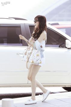 #tiffany #airport_fashion #snsd