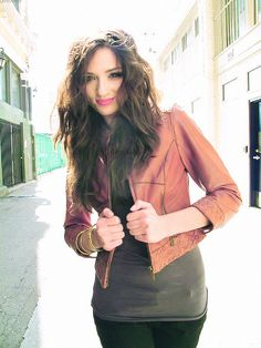 Crystal Reed - MY AGE