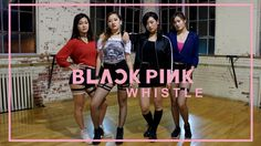 [EAST2WEST] BLACKPINK - 휘파람 (WHISTLE) Dance Cover