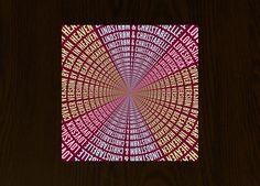 """12"""". Lindstrøm / Bear in Heaven. Designed by Snasen"""