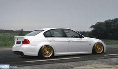 radi8 r8a10 - BMW 325i E90  Radi8 Wheels Europe:  www.radi8wheels.com info@radi8wheels.com  Radi8 Wheels USA: www.radi8wheelsusa.com info@radi8wheelsusa.com  #radi8wheels #bmw #e90