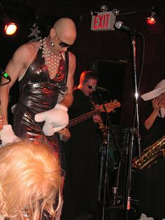 The Velvet Mafia at Arlene's Grocery on the Lower East Side of New York City 2005. The Velvet Mafia and Dean Johnson appeared in the 2001 documentary film Freaks Glam Gods and Rockstars ... The NYC Story.  The 46-year-old nightlife icon had consumed   (The pain and experiences brought about a desire and passion to help others that were grieving about the death of a loved one; using God inspired words of comfort, not just for herself but for others who were experiencing life adversities, )