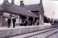 dersingham railway station - Google Search Old Train Station, Disused Stations, Choo Choo Train, Plans, Norfolk, Buses, Bridges, Buildings, Scenery
