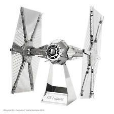 MERAVIGLIE in metallo - 3d Kit MODELLO di taglio laser-Star Wars-Tie Fighter