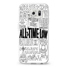 all time low i've never told a lie samsung galaxy S3,S4,S5,S6 cases