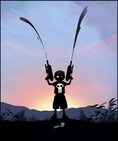 Andy Fairhurst - Playground Heroes Punisher