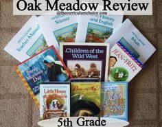 Oak Meadow Review - Fifth Grade Complete Package