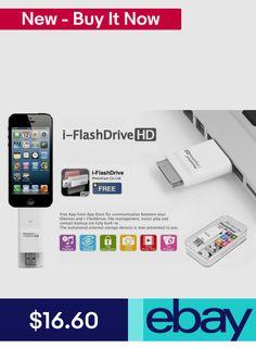 Flash Drives #ebay #Computers/Tablets & Networking Wireless Lan, Flash Drive, Communication, Free Apps, Mac, Iphone, Computers, Products, Communication Illustrations