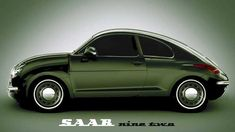 """About 10 years ago, During the New York car show, Victor Muller took the opportunity to substantiate rumors of an """"upcoming Saab or which he wants it. Retro Cars, Vintage Cars, Saab Automobile, Cool Car Pictures, Car Pics, Saab 900, Small Cars, Car Car, Car Show"""