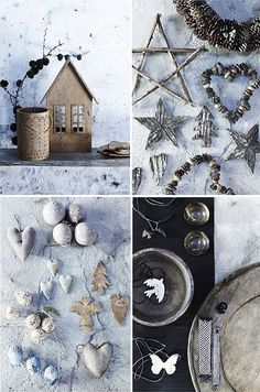 winter inspired images by the style files, via Flickr
