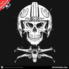 The Jolly Rebel T-Shirt - Star Wars T-Shirt is $13 today at Ript!