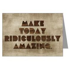 Greeting Card > Rugged Chic Inspiration > TimeToKickBuTs Store $4.49