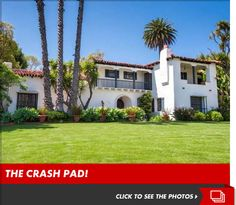but I guess I won't be able to: The Wallace Neff House That Howard Hughes Crashed His Plane Into Is Set to Be Demolished - DestructionWatch - Curbed LA Why does someone buy a place as magnificent as this to tear down? It pains me. Spanish Exterior, Spanish Colonial Homes, Spanish Style Homes, Spanish Revival, Spanish House, Beverly Hills Mansion, Howard Hughes, Hollywood Homes, Mansions For Sale